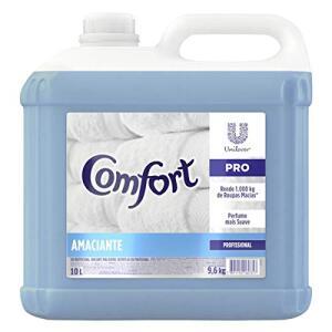 [PRIME] 10 LITROS Amaciante Diluido Comfort Profissional Classic | R$45