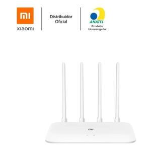 Roteador Xiaomi 4A Mi Router Gigabit 1200mbp Giga Roteador Wi-fi Mi Router 4A | R$250