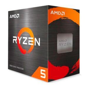 PROCESSADOR AMD RYZEN 5 5600X HEXA-CORE 3.7GHZ (4.6GHZ TURBO) 35MB | R$1999