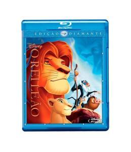 [Prime] O Rei Leão Edição Diamante [Blu-ray] | R$18