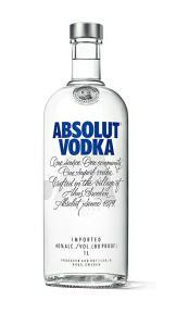 [Prime] (SOMENTE NOVOS NO APP) Vodka Absolut 1L   R$52