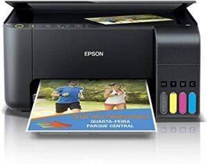 [CC SUBMARINO] Multifuncional Epson L3150 EcoTank Wireless | R$1019