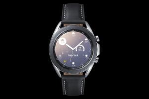 [Samsung Members] Galaxy Watch3 Bluetooth (41mm) Prata | R$1274