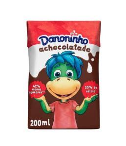 [Prime] Danoninho Uht Achocolatado 200ml | min.10 | R$1,59