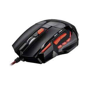 [Prime] Mouse Optico Xgamer Multilaser Fire Button Usb 2400 Dpi - MO236 | R$49