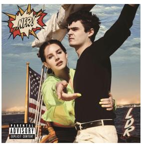 CD - NFR! - Lana Del Rey | R$24