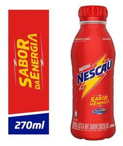 Bebida Láctea, Fast, Nescau, 270ml | R$2,88(5 uni R$14,36)