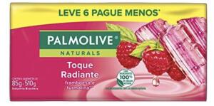 [Prime] Sabonete Em Barra Palmolive Naturals Segredo Sedutor 85G | R$6