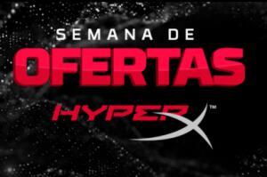 HYPERX WEEK - Produtos com até 50% OFF