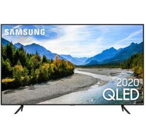 "Smart TV Samsung Q60T 50"" - R$3099"