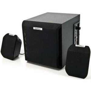 Caixa de som Edifier 2.1 15W RMS X100B - Black - R$295