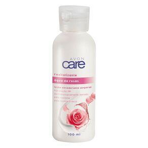 Loção Desodorante Corporal Avon Care Água de Rosas - 100 ml R$4