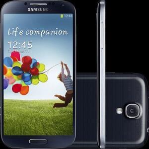 """[Reembalado] Smartphone Samsung Galaxy S4 Desbloqueado Vivo Android 4.2 Tela 5"""" R$600"""