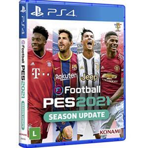 eFootball PES 2021 - PlayStation 4   R$80