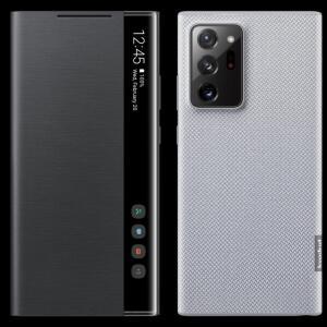 Capa Clear View ou Kvadrat Galaxy Note 20 Ultra | R$134