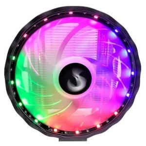 Cooler FAN Rise Mode Gamer Z4, 120mm, RGB | R$ 80