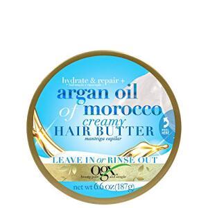 Máscara Hair Butter Argan Oil of Morocco, OGX | R$33