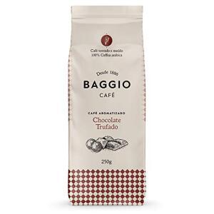 [PRIME] Café Torrado e Moído Aroma de Chocolate Trufado Baggio Café 250g | R$16