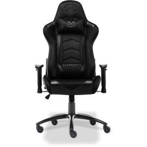 [CC SUB] Cadeira Gamer Elements Veda Nemesis Suede Preta R$1.396
