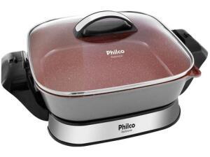 Panela Elétrica Philco Redstone PPE04 - 1200W 4L   R$ 218