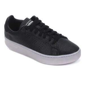 Tênis Adidas Advantage Bold Feminino - Preto   R$ 93