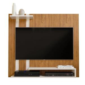 Painel Para Tv Smart Plus - Nature / Off White | R$134