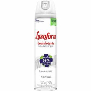 Lysoform Spray | R$20