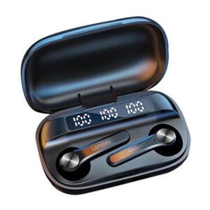 Fone de Ouvido Lenovo QT81 TWS Bluetooth 5.0 | R$99