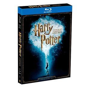 [Prime] Coleção Harry Potter 8 filmes Blu ray | R$90