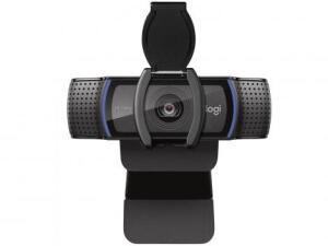 Webcam Logitech C920S HD Pro   R$360