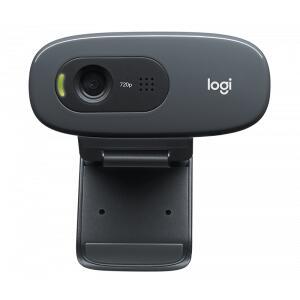 Webcam HD Logitech C270   R$179