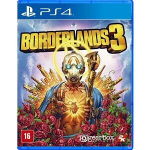 (APP) Jogo Borderlands 3 - PS4 e Xbox - Game | R$50