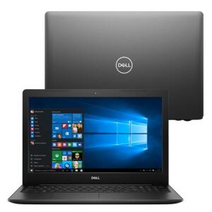 "Notebook Dell Core i3-8145U 4GB 1TB Tela 15.6"" Windows 10 Inspiron 15 | R$3081"