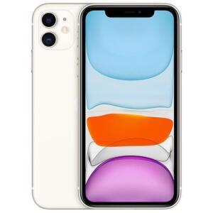 "iPhone 11 Apple 64GB branco, Tela de 6,1"", Câmera Dupla de 12MP, iOS | R$4091"