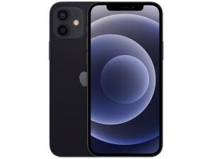 "iPhone 12 Apple 128GB Preto Tela 6,1"" - Câm. Dupla 12MP iOS   R$ 5849"