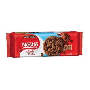 [PRIME] 5un Cookie, Gotas de Chocolate, Classic, 60g   R$2,17