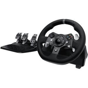 [CC.SUB] Volante Logitech G920 - Xbox Series X|S, Xbox One e PC- R$ 1300