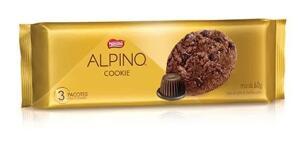 Cookie Alpino 60g R$1,86