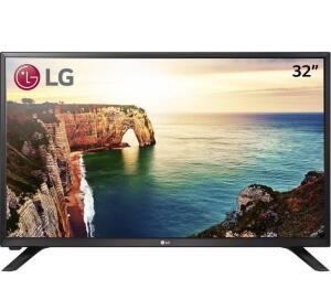 Tv Led 32 Lg Conversor Digital Hd 32Lv300C - R$ 839
