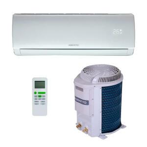 [APP] Ar Condicionado Split HW Agratto Eco Top 9.000 BTUs Só Frio 220V | R$ 991