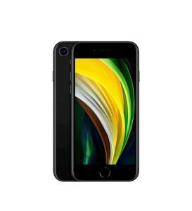 """iPhone SE Apple 128GB Preto 4,7"""" R$2566"""