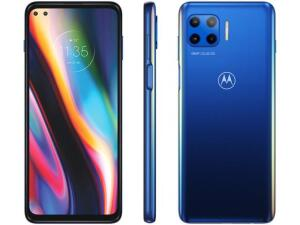 Smartphone Motorola Moto G 5G Plus 128GB   R$ 1844