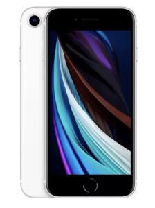 "iPhone SE Apple 64GB Branco 4,7"" iOS - R$2169"