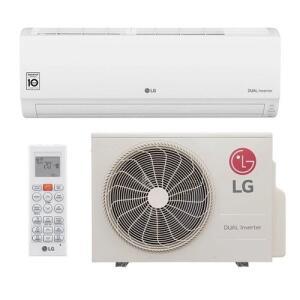 [Cliente ouro] Ar-condicionado Split LG 9.000 BTUs Quente/Frio - Dual Inverter Voice R$1785