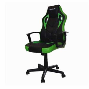 Cadeira Gamer EagleX S1 Verde - R$737