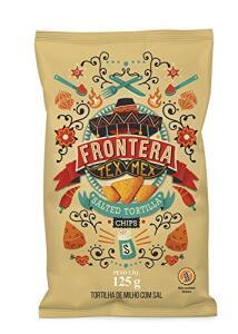 [Prime] Tortilla Chips Sal Frontera 125g - R$5,55