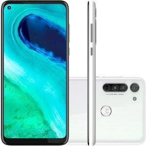 (REEMBALADO) Smartphone Motorola Moto G8 64GB   R$839