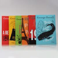 Kit 6 Livros   George Orwell   Tricaju - R$48