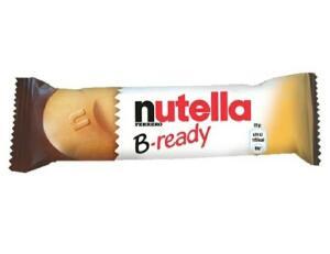 [APP] 3 unidades - Nutella B-ready 22g + Frete Grátis* | R$10