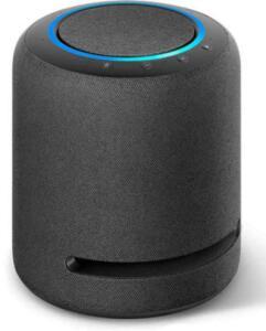 Echo Studio Smart Speaker Amazon com Áudio de Alta Fidelidade e Alexa Preto | R$1.355
